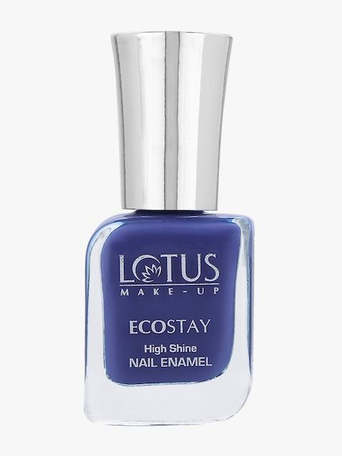 Blue Ecostay Nail Enamel