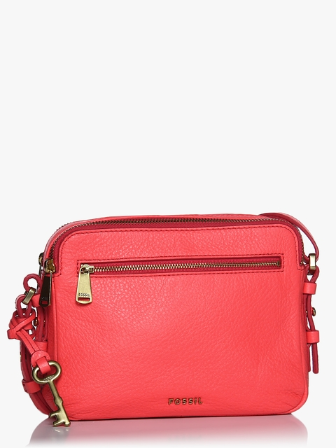 Piper Peach Crossbody Bag