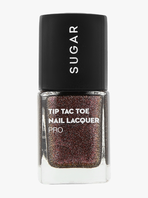 050 Bridal Brown Tip Tac Toe Nail Lacquer