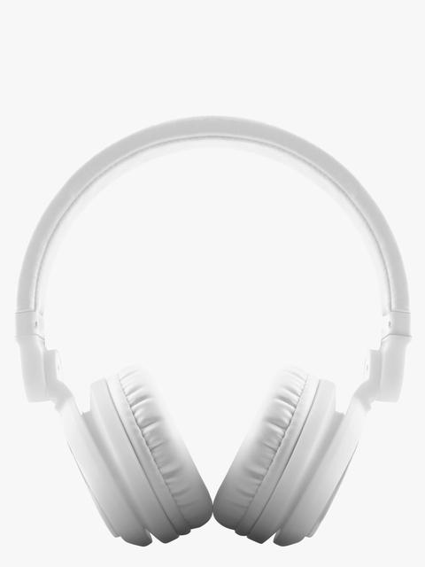 Energy Headphones DJ2 with Mic (White)
