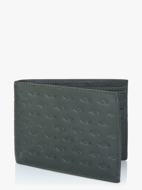 Olive Leather Wallet