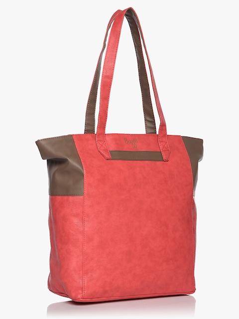 Lxe4 Miami Y G E Forestdew Peach Handbag