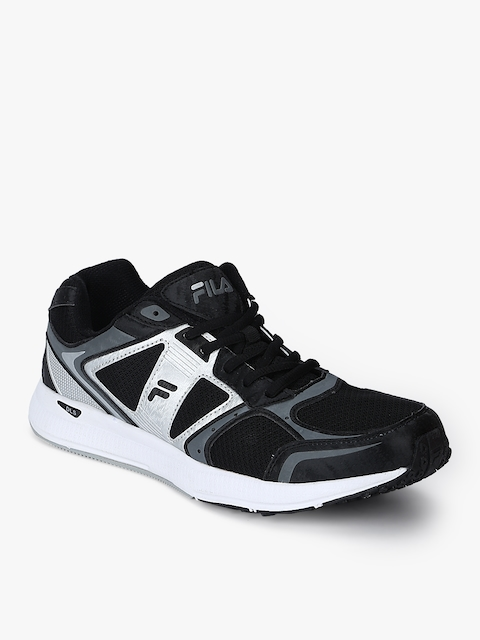 Pro Speed Black Running Shoes