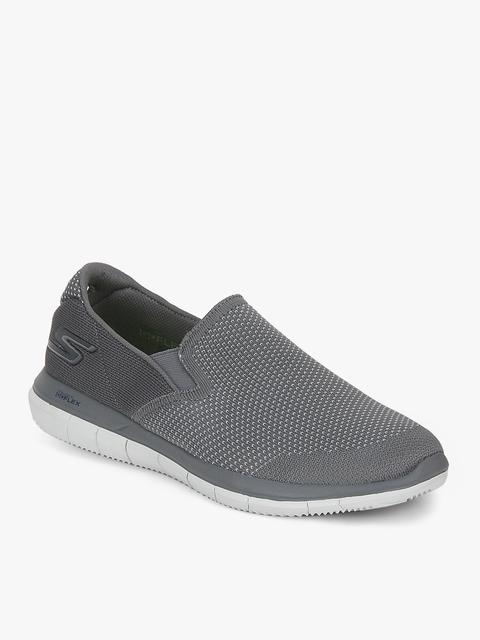 Go Flex 2 - Maneuver Grey Lifestyle Shoes