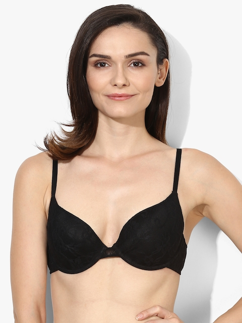 Multi Printed Non-Wired Lightly Padded Bra