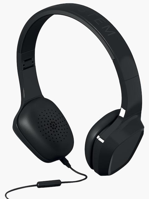 Energy Headphones 1 Black Mic