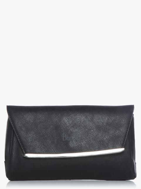 L Crisp Y G Hercule Black Vanity Bag