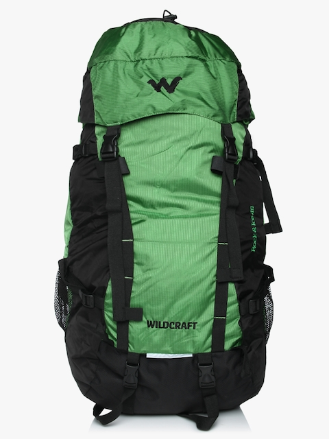 Rock & Ice Plus Green Rucksack