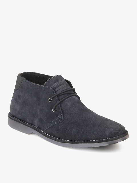 Winter Rallie Grey Boots