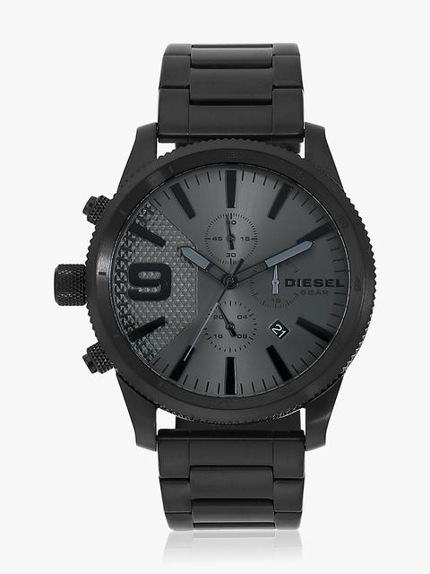 DZ4453 Grey Analogue Watch