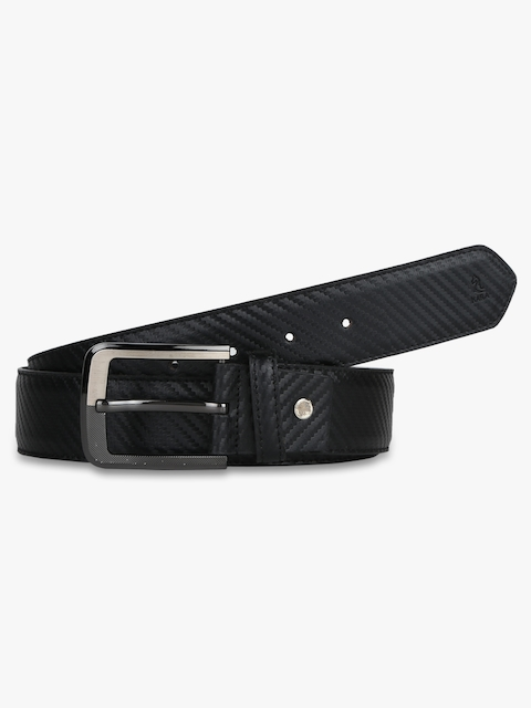 Black Single Sider Belt