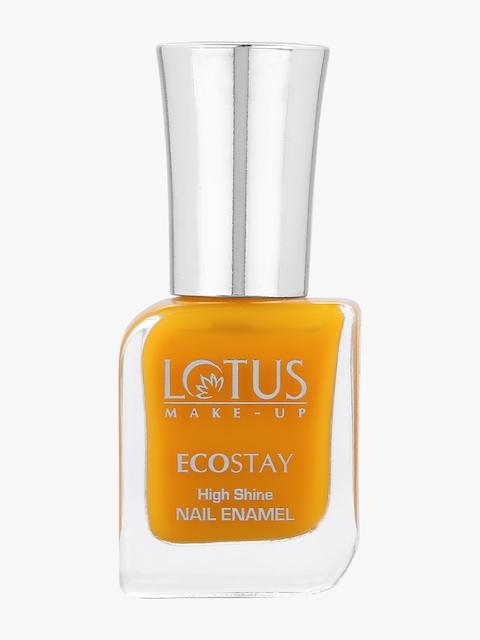 Yellow Ecostay Nail Enamel