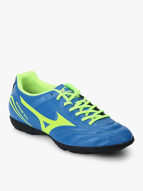 Monarcida Fs As (Wide) Blue Football Shoes