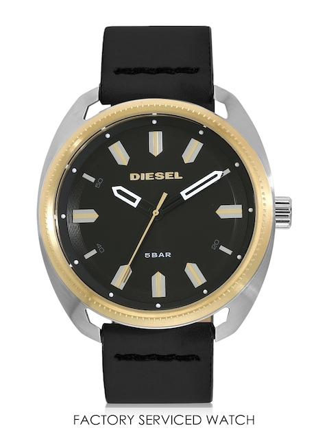 Dz1835 Black/Black Analog Watch