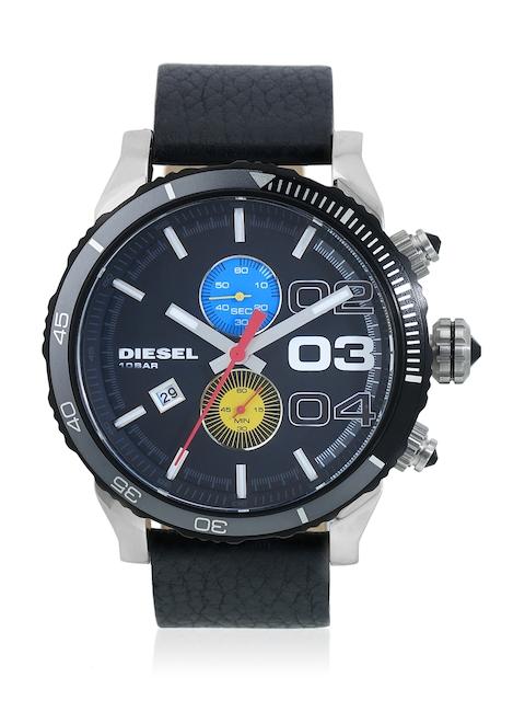 Dz4331 Black/Black Chronograph Watch