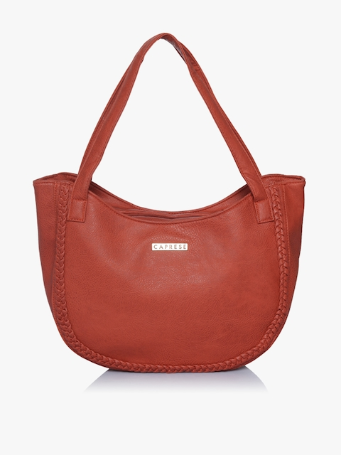 Senorita Rust Medium Tote Bag