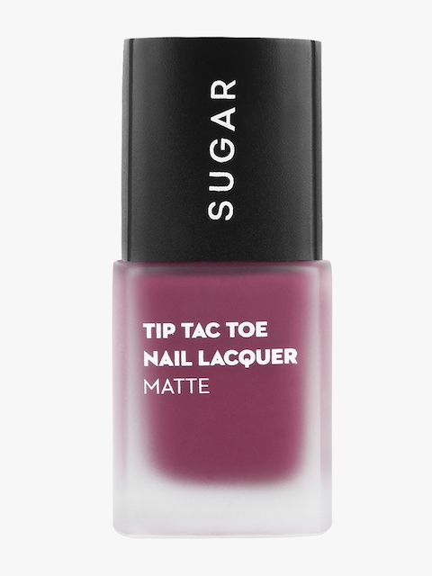 035 The Big Bang Berry Tip Tac Toe Nail Lacquer