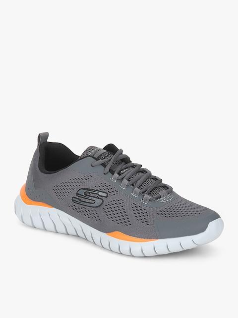 Overhaul - Darosa Grey Running Shoes