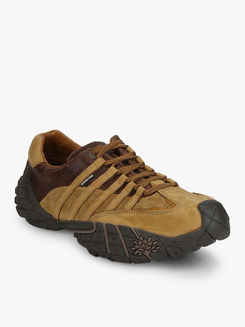 Camel Brown Outdoor Shoes