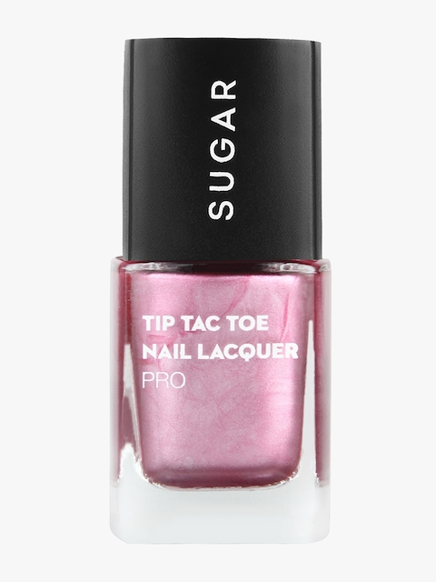 042 Rock And Rose Tip Tac Toe Pink Nail Lacquer