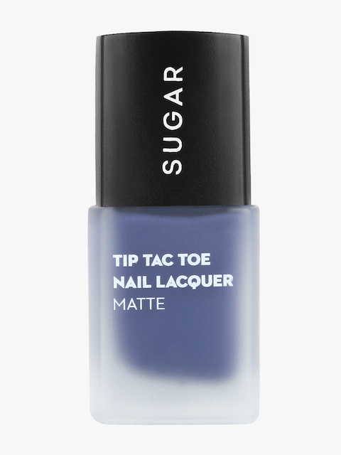 026 Beat The Blue Tip Tac Toe Nail Lacquer