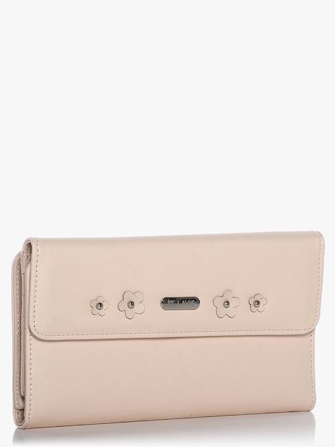Linen Beige Small Wallet