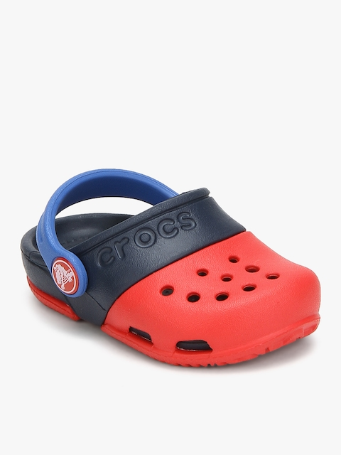 Electro Ii Red Clogs
