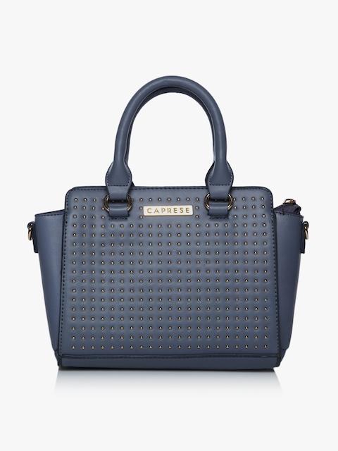 Jena Ash Blue Small Satchel Bag
