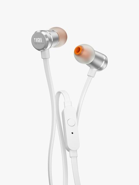 Silver T290 Wired In-Ear Earphones