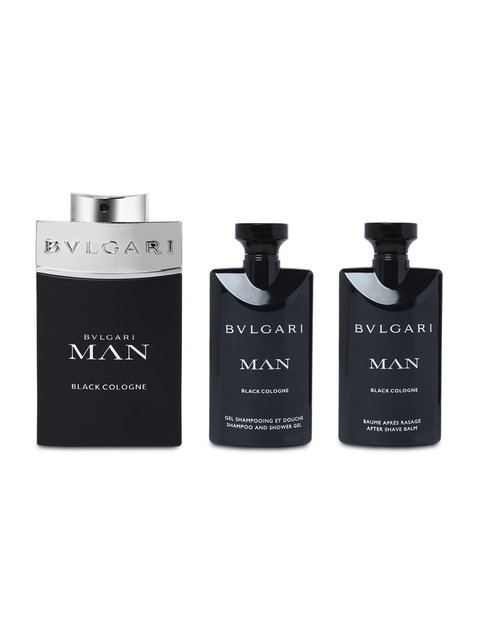Man In Body Lotionack Cologne Set (Edt100ml+After Shave75ml+Shower Gel75ml)