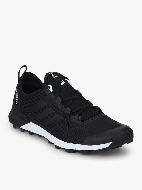 huge selection of fbc0d dded6 46%off Terrex Agravic Speed Black Outdoor Shoes