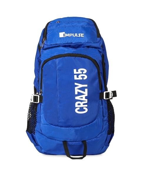 Impulse Unisex Blue Rucksack