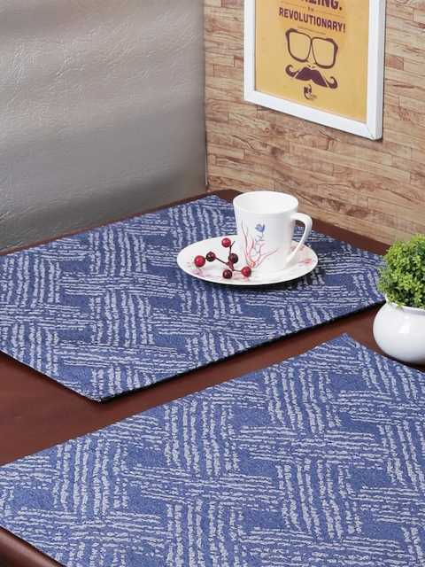 RANGRAGE Set of 6 Handcrafted Table Placemats