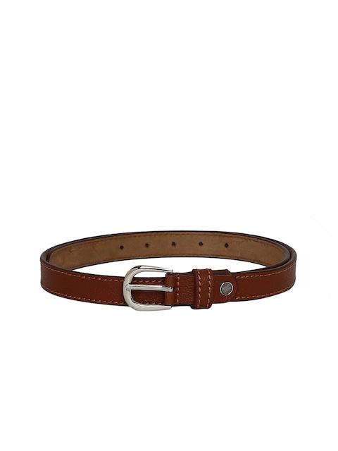 CHISEL Women Brown Textured Belt