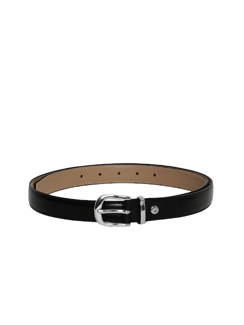 CHISEL Women Black Solid Belt
