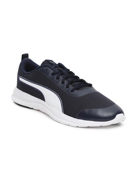 Puma Men Blue Walking Shoes