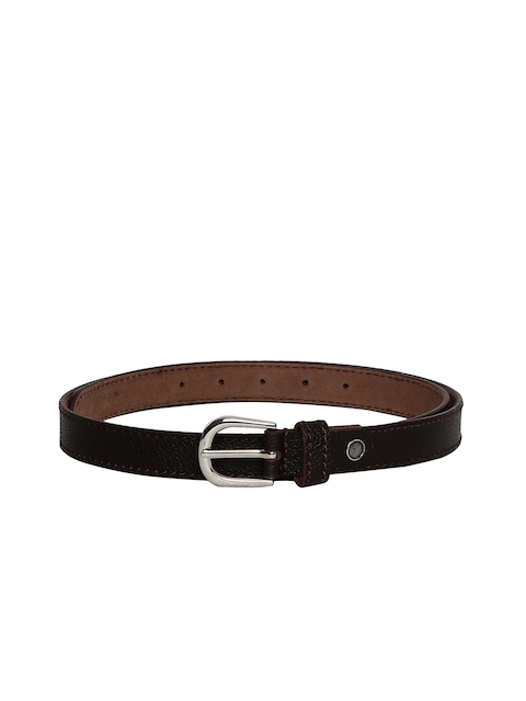 CHISEL Women Brown Solid Belt