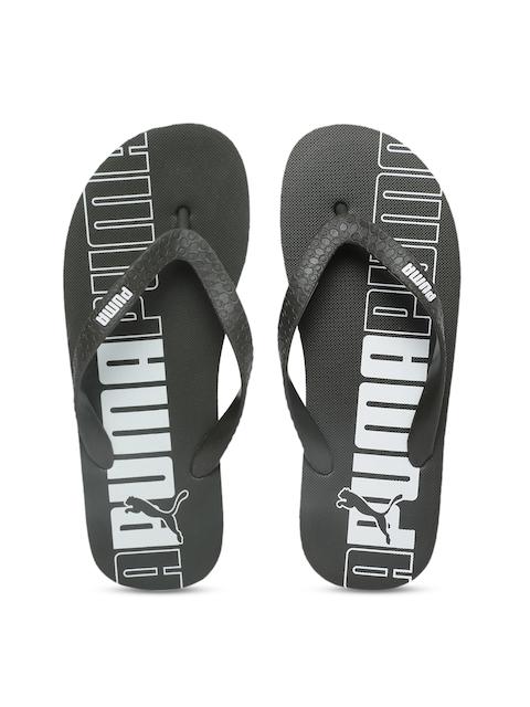 Puma Men Black Flatforms