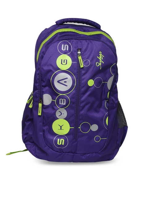 Skybags Unisex Purple Backpack