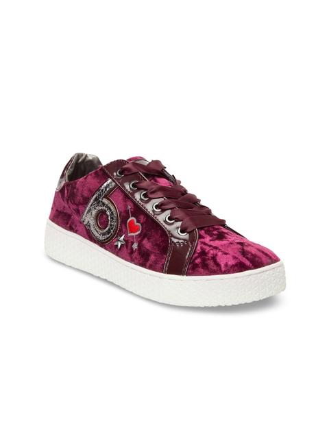 Bugatti Women Pink Sneakers