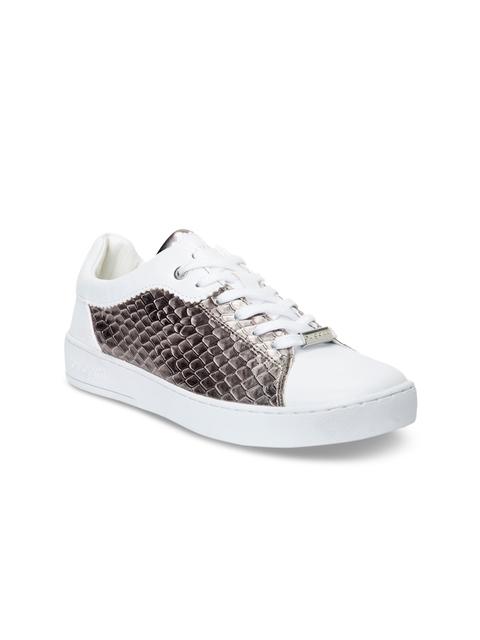 Bugatti Women White Sneakers