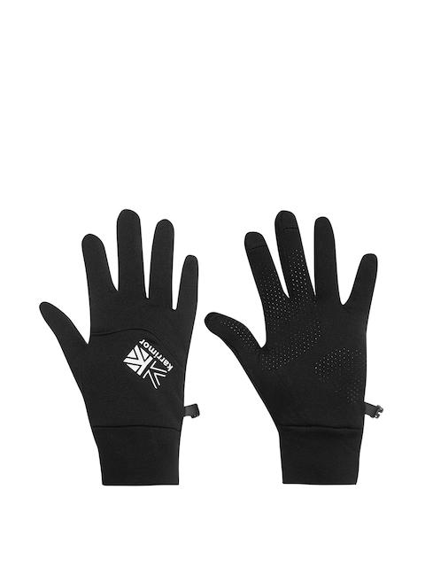 Karrimor Unisex Black Gloves