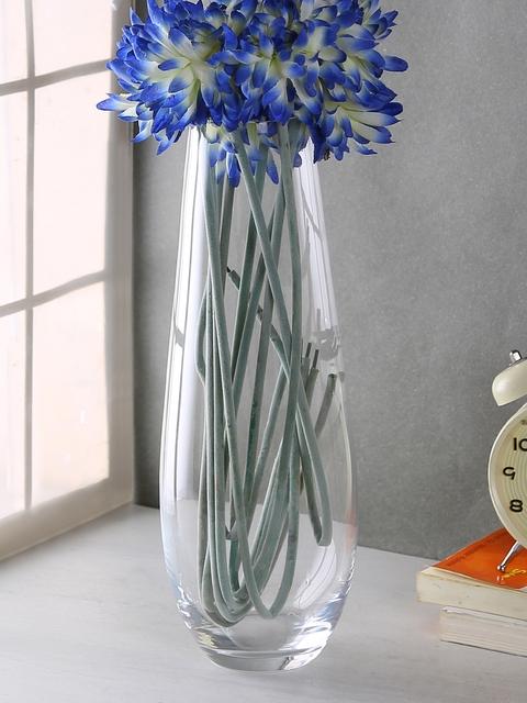 Bohemia Crystal Transparent Vase