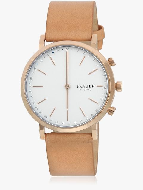 Hald Skt1204 Tan/White Analog Watch