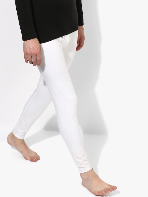 White Solid Thermal Bottom