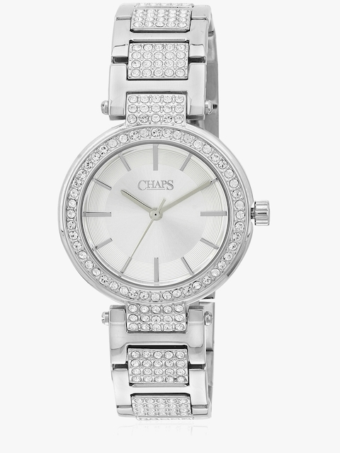 Alanis Chp3045 Silver/Silver Analog Watch