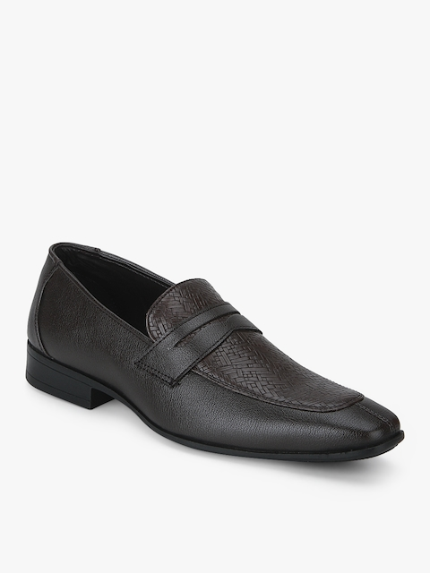 Dahl Brown Formal Shoes