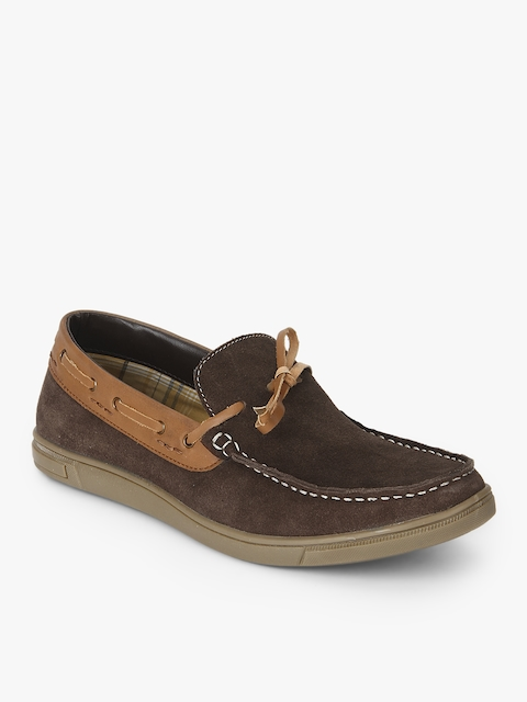 Tom Brown Moccasins