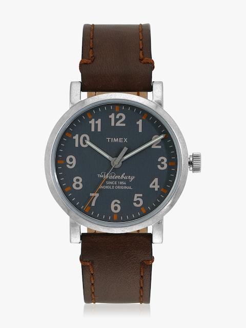 Timex Men Navy Blue Analogue Watch TW2P58700