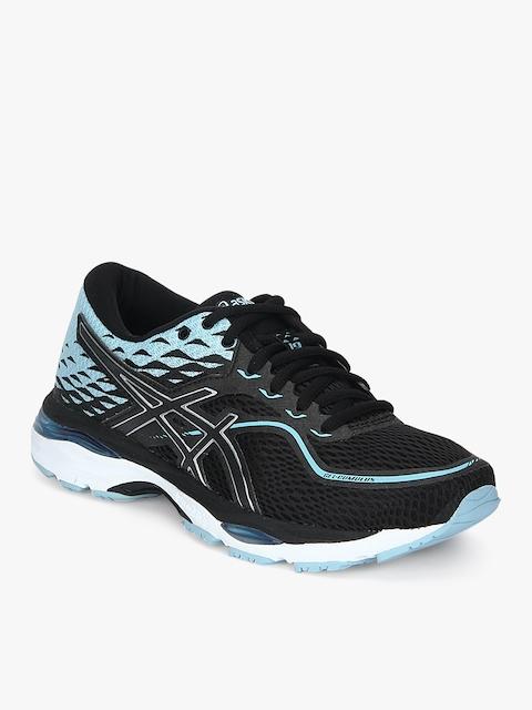 Gel-Cumulus 19 Black Running Shoes